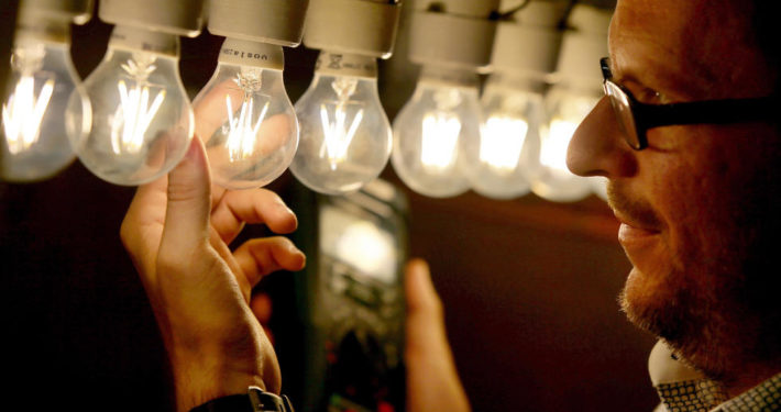 LED-Lampen-Innovation bei vosla